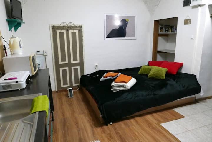 Farebné ubytovanie v centre Banskej Bystrice