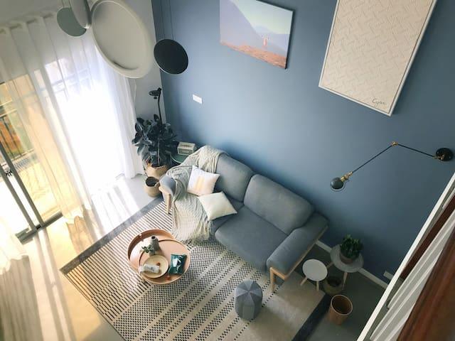【造访 · 理想生活家】整租/设计师的北欧复式公寓/5房2厅