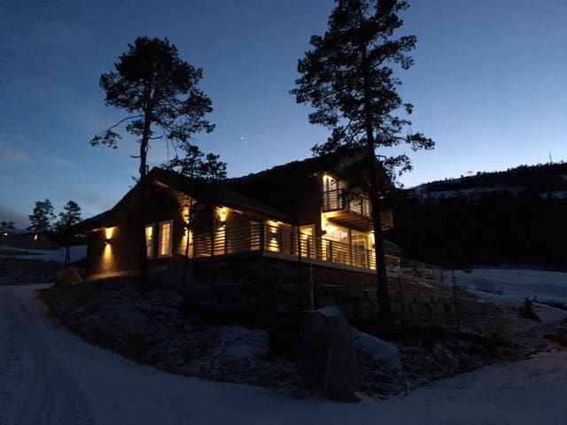 Ekslusiv hytte / High standard Cabin Vrådal - Vrådal - Srub
