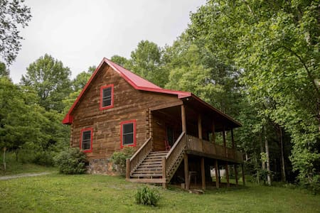 Briar Run Cabin near Grayson Highlands Park