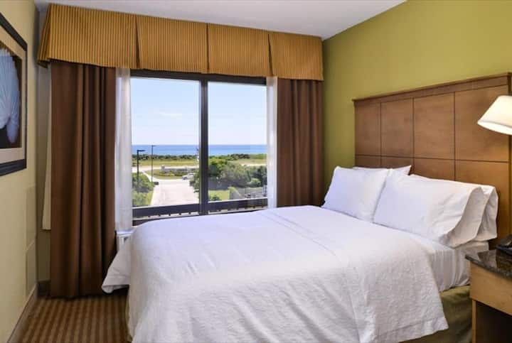 Exquisite Studio Double Bed Non Smoking At Atlantic Beach