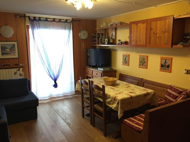 Gressoney - Monterosa Ski - Gressoney-La-Trinitè - Apartment