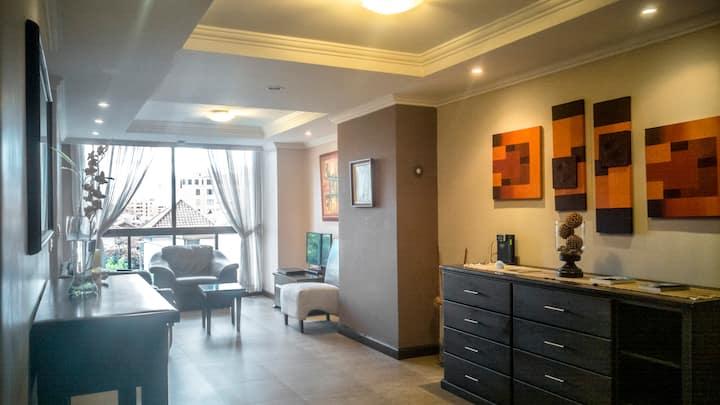 Apartment in Palermo Condos, Cuenca, 3 beds 2 bath