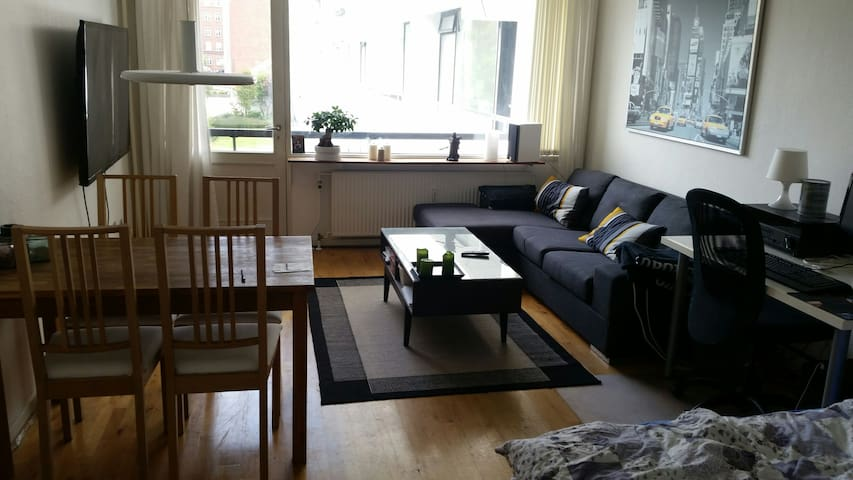 Lovely appartment near the center of Aarhus