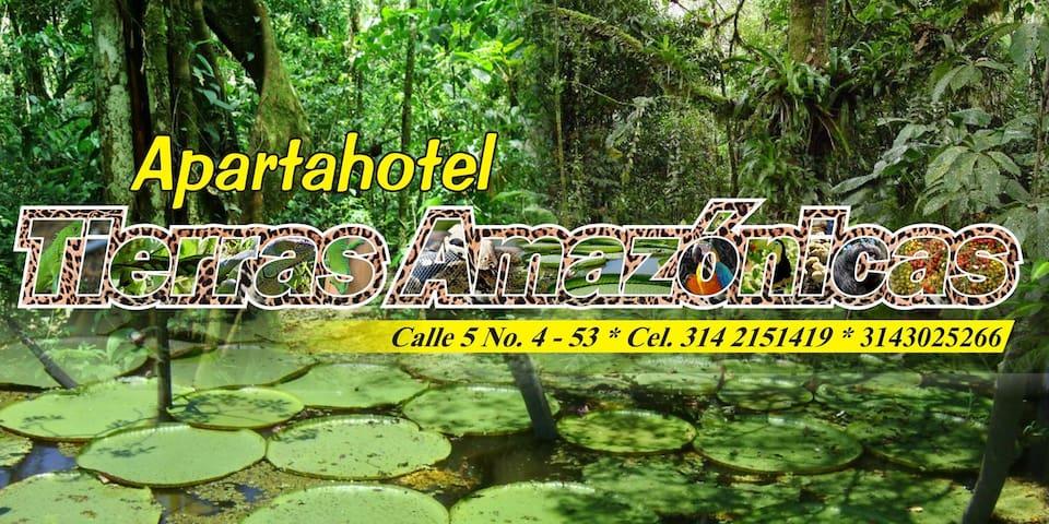 ApartaHotel Tierras Amazónicas