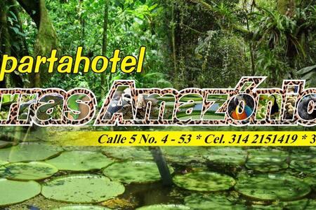 ApartaHotel Tierras Amazónicas - Leticia - 酒店式公寓