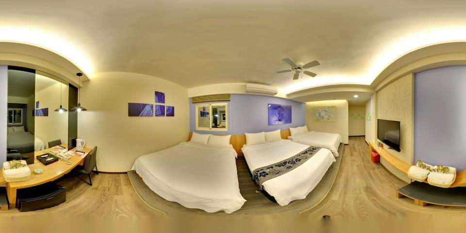 青春洋溢六人房 - Magong City - ที่พักพร้อมอาหารเช้า