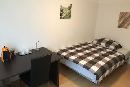 nice Room located near Sursee and Lucerne - Schenkon - Wohnung
