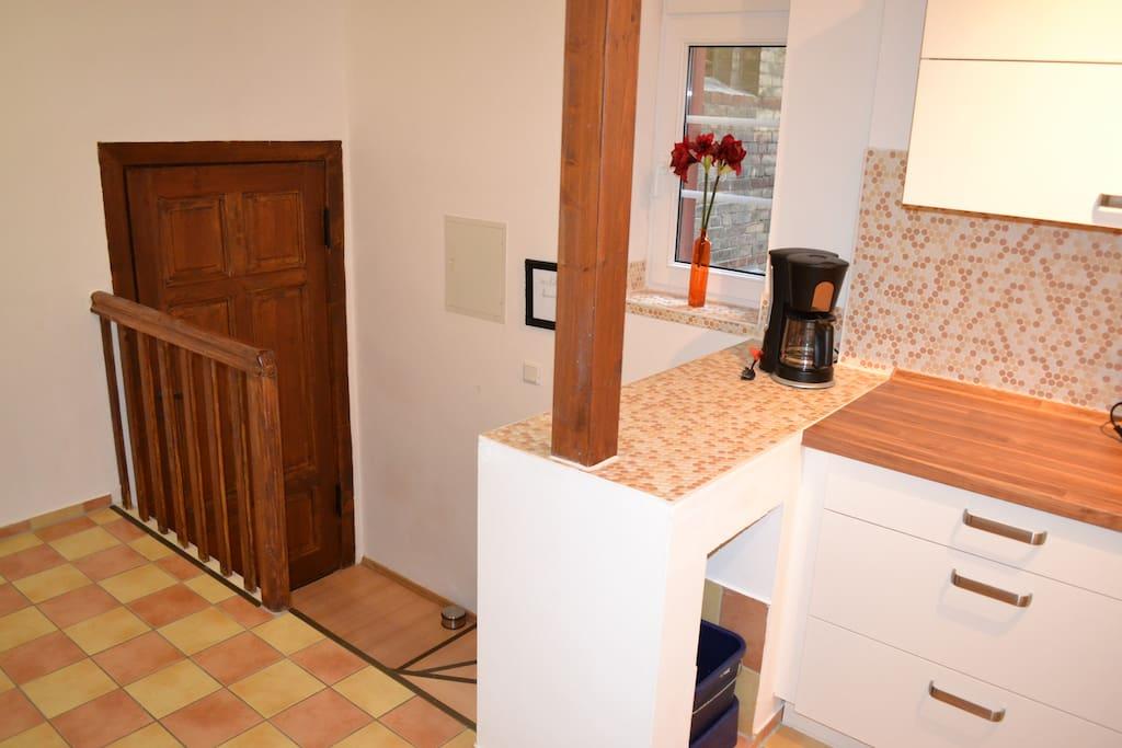 Küche - Detailbild