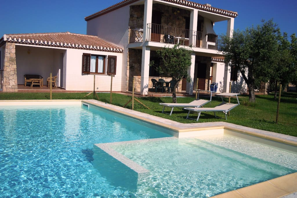 Oleandro Apartment In Villa With Pool Apartments For