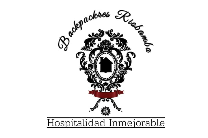 BACKPACKERS RIOBAMBA - CHIMBORAZO