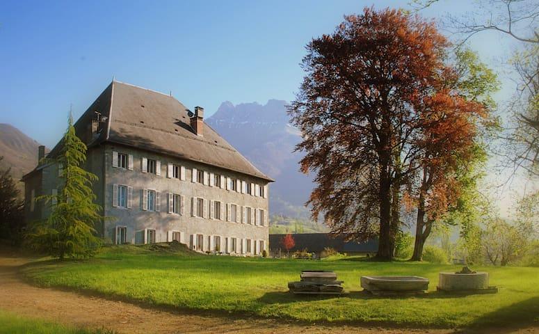 Chambres d'hotes , charme en Savoie