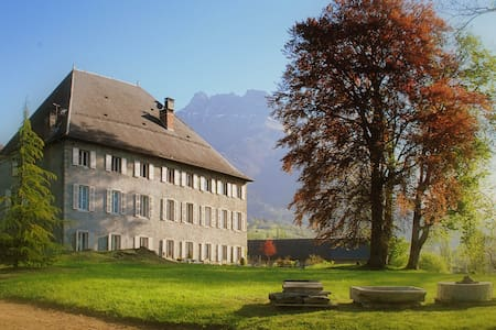 Chambres d'hotes , charme en Savoie - Saint-Pierre-d'Albigny - Bed & Breakfast