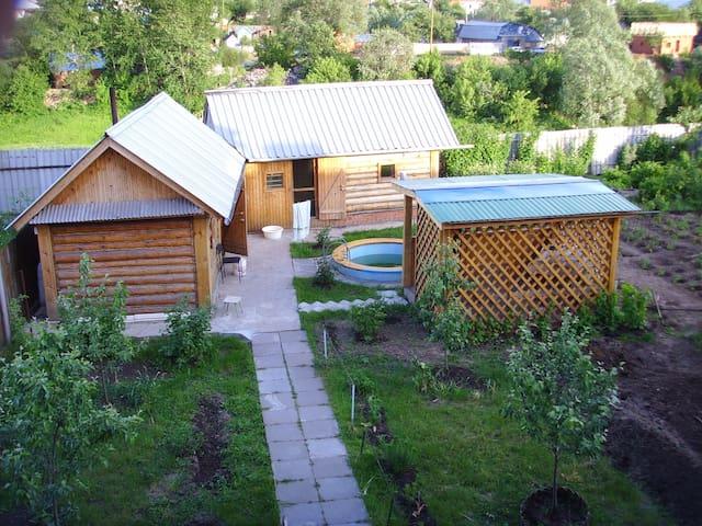 garden view 2007
