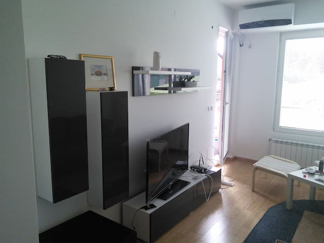 Brand new apartment - Skopje - Apartamento