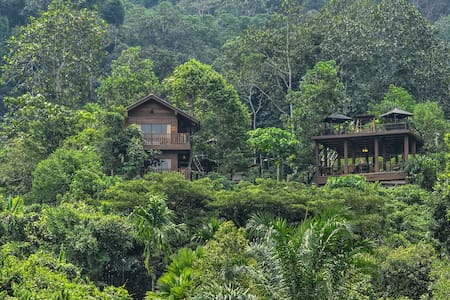 Templer Park Rainforest Retreat - Villa - Rawang