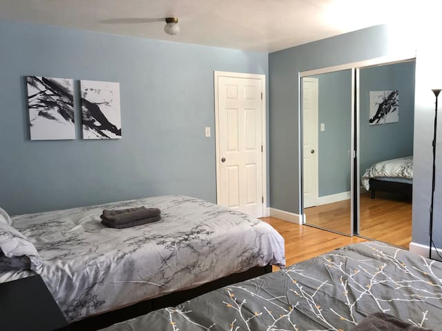 2 bedroom place for corporate clients 2 week stay