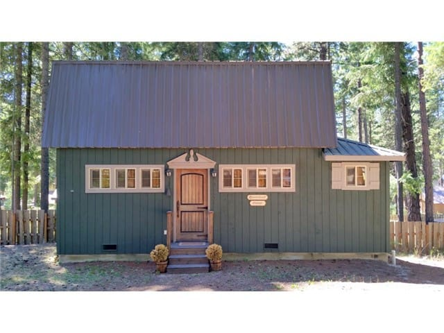 Quarterboard Cottage, Leavenworth - Leavenworth - Cabin