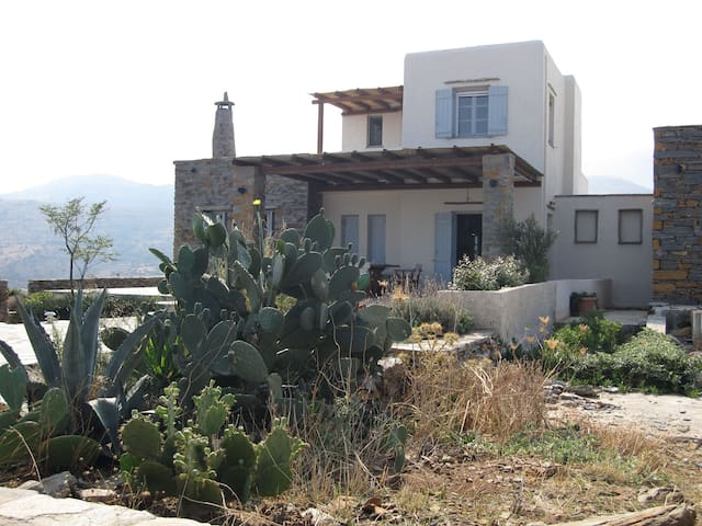 Ontas tis Athinas - Maisonette 130 sq.m- Fotimari - Fotimari - Huis