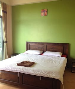 Standard Room with Air-con, fridge - Ko Lanta Yai - โรงแรมบูทีค