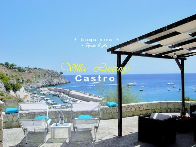 Villa Luxury | Castro | Lecce - Castro