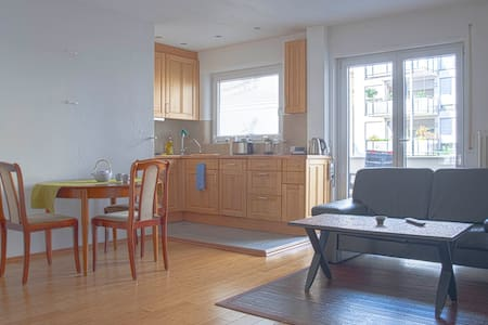 2-room-apartment in city center of Stuttgart - Stuttgart - Appartement