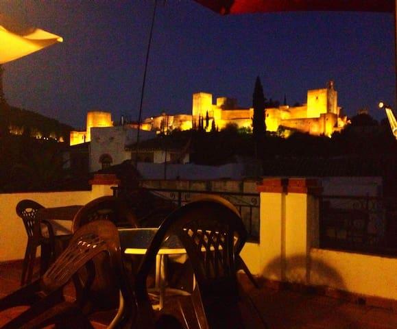 Callejon del Albayzin Apartamento - Granada - Pis