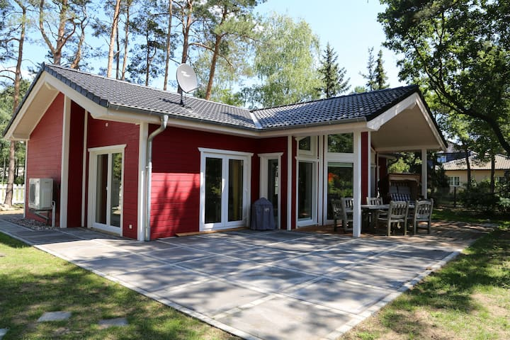 SjöHus the holiday home - Am Mellensee