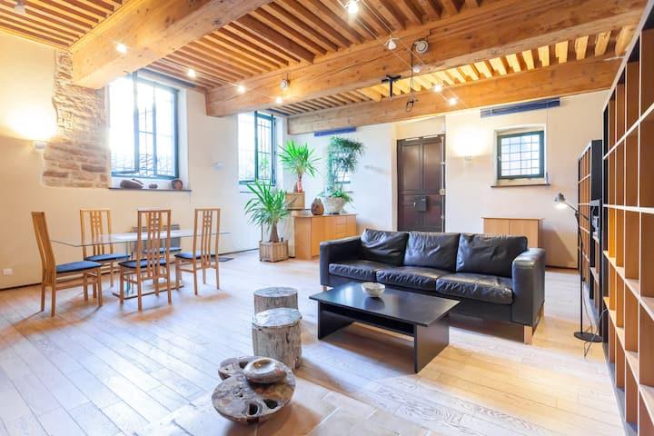 Appartement  au cœur du vieux Lyon