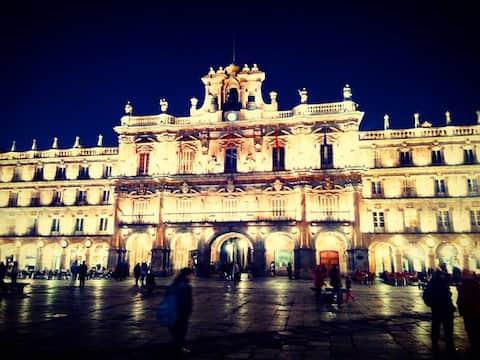 Habitación privada zona céntrica, Salamanca.