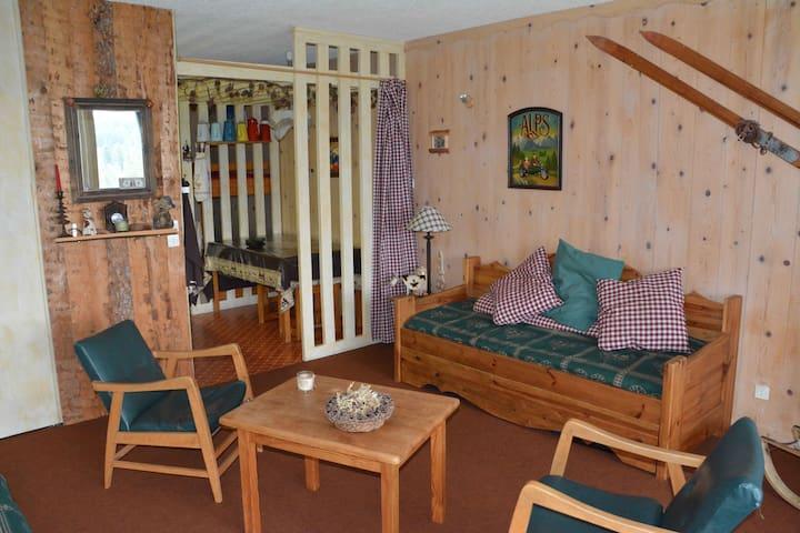 """Le logement refait entièrement style """"montagne"""" - Villard-de-Lans"""