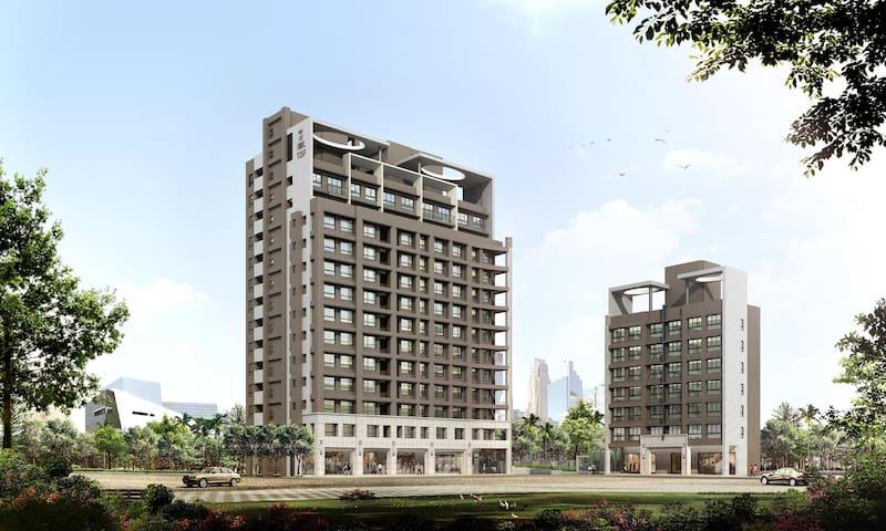 真的是沙發出租 - Zhunan Township - Apartamento