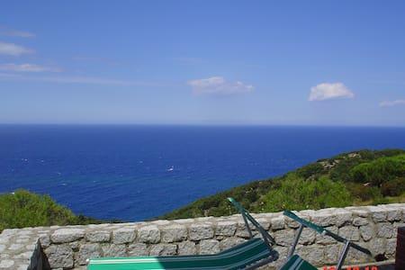 isola d'Elba  nella natura  - Wohnung
