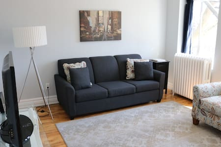 Spacious 1 Bedroom By The Park