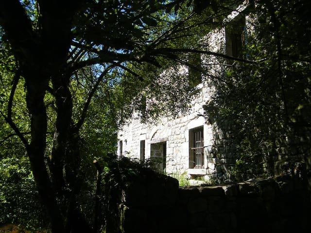 Un moulin en pleine nature - Saint-Avit-de-Tardes