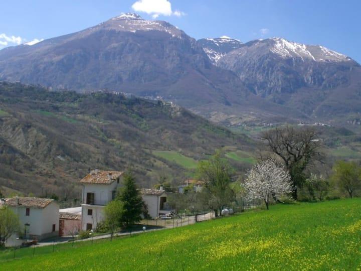 Villa Maieletta - classic Abruzzo