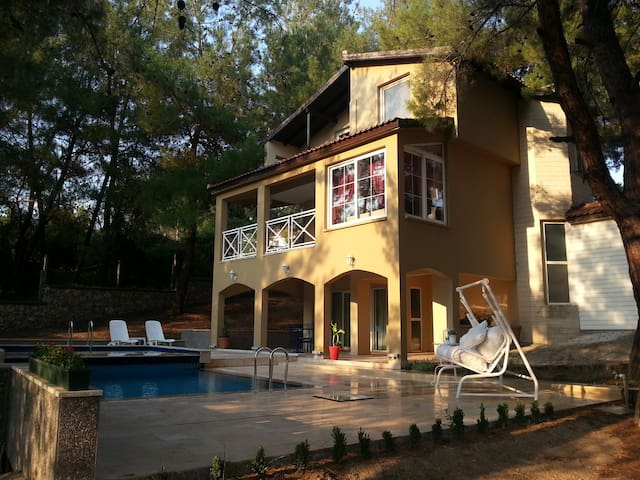 Private Villa with Swimming Pool  - Akyaka - Vila