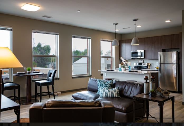 Luxury New Apartment in Loveland Downtown