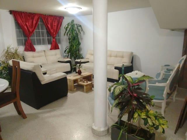 Habitación en casa por San angel - Ciudad de México