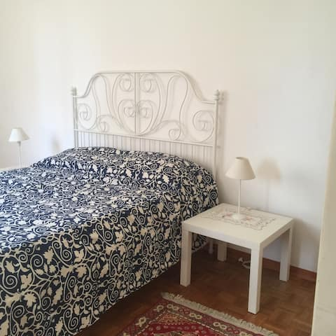 Casa de Ely en Saronno entre Milán y Malpensa