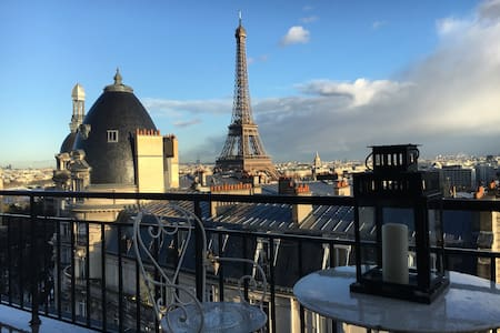 The place to be in Paris - Paris