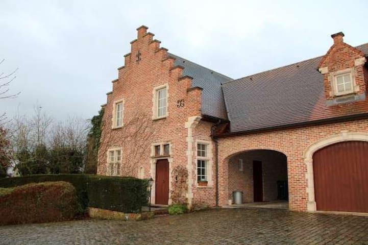 Gezellige studio middenin de Vlaamse Ardennen