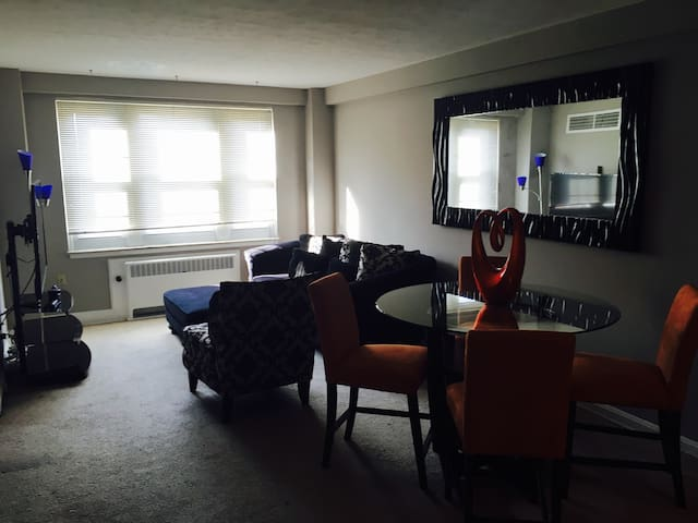 Amazing Condo for the RNC convention - Shaker Heights - Leilighet