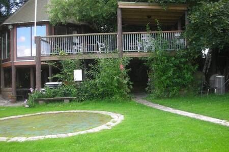 Treetops Krolf Resort (cottage 2) - Flemming