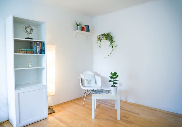 Bright, friendly apartment in the centre of Graz☀️