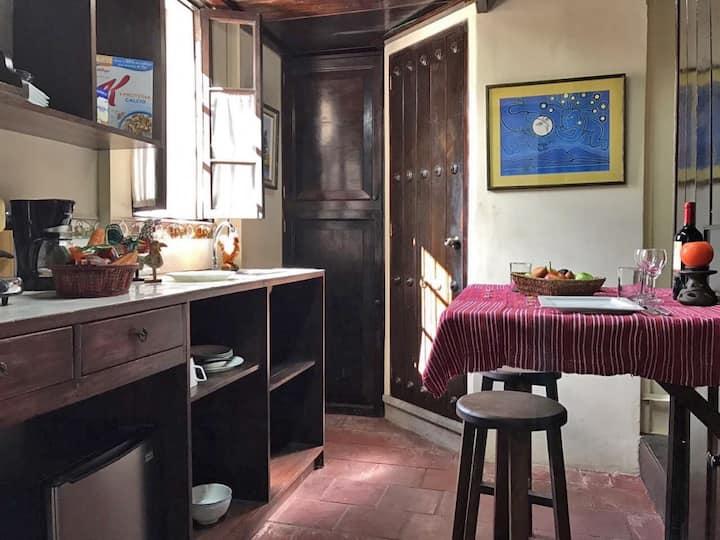 Suite compacta y céntrica en Antigua - Apto.9