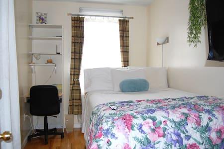 Sunny bedroom, near UN, TimesSquare