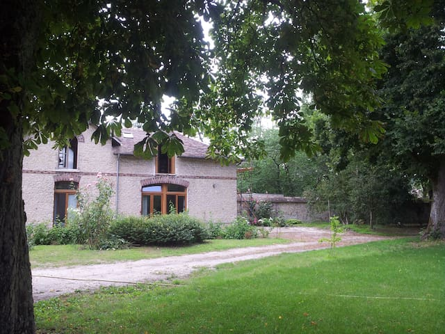 Séjour detente et bord du Loing - Montigny-sur-Loing - Lägenhet