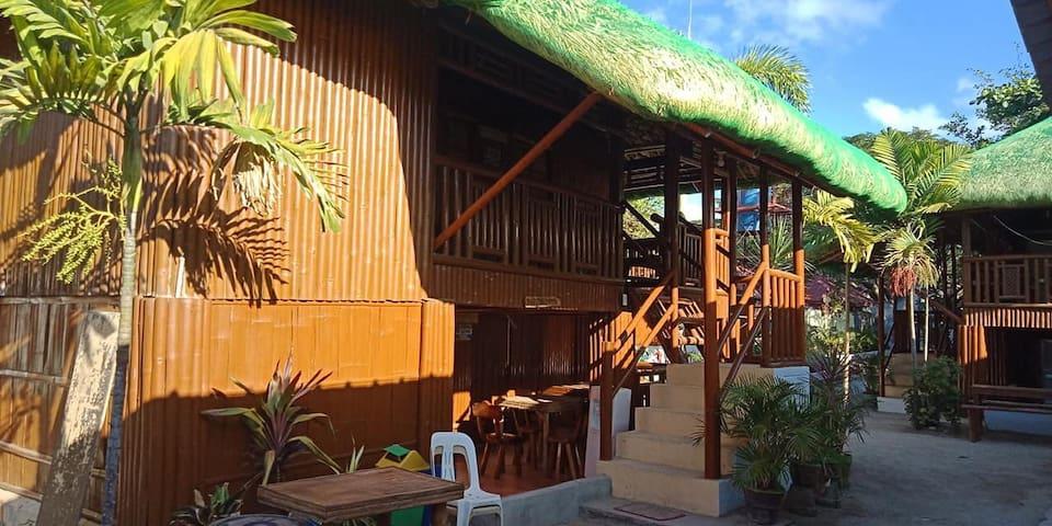 Marina cottage @laiya grande beach resort