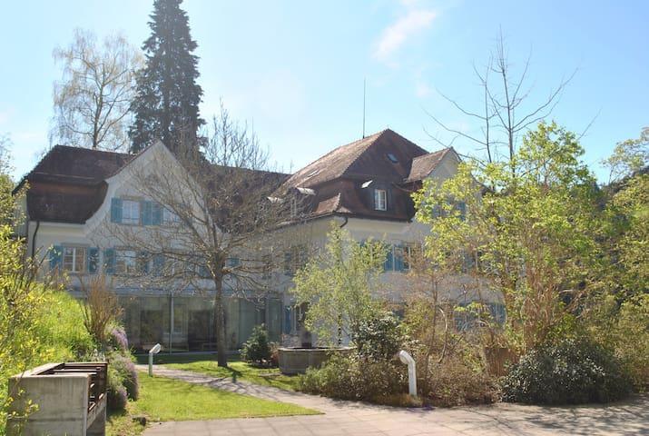 Wirkstatt Auboden: ankommen  ausatmen  auftanken - Mogelsberg - Gjestehus